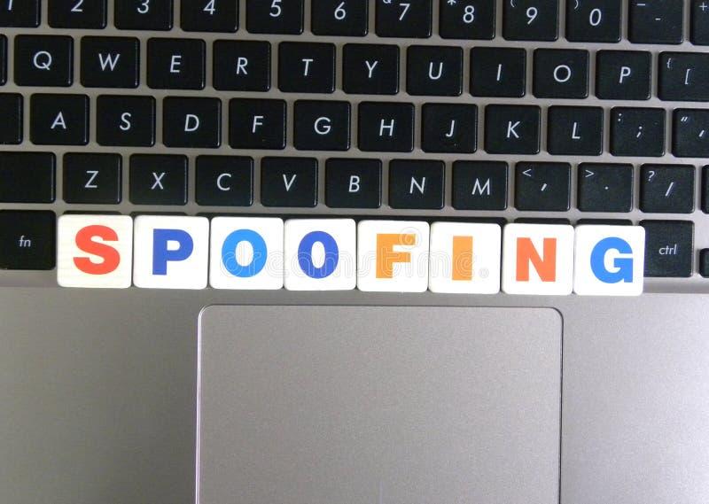 Υποκρισία λέξης στο υπόβαθρο πληκτρολογίων στοκ φωτογραφίες με δικαίωμα ελεύθερης χρήσης
