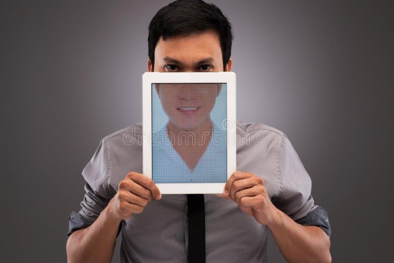 Υποκρισία στο Διαδίκτυο στοκ φωτογραφία με δικαίωμα ελεύθερης χρήσης