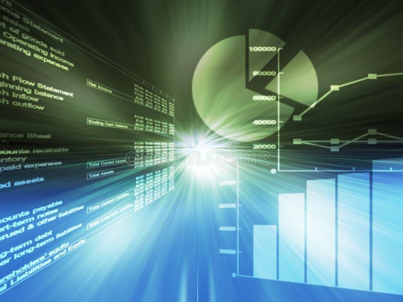 υπολογισμός με λογιστικό φύλλο (spreadsheet) διαγραμμάτων στοκ εικόνες με δικαίωμα ελεύθερης χρήσης