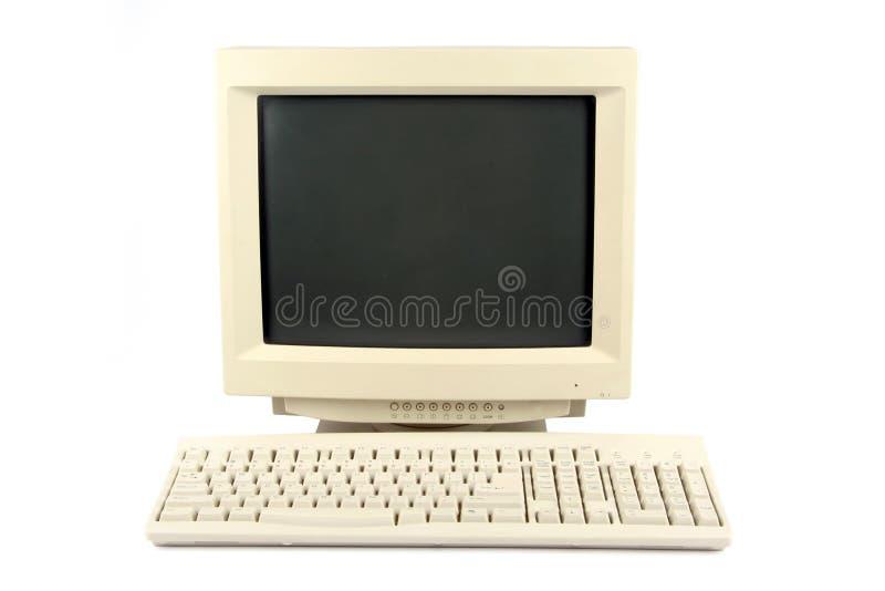υπολογιστής γραφείου &up στοκ φωτογραφίες
