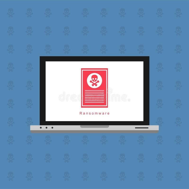Υπολογιστής δραστηριότητας χάκερ Άγρυπνη ανακοίνωση στο κινητό τηλεφωνικό διάνυσμα, malware έννοια, spam στοιχεία, λάθος Διαδικτύ ελεύθερη απεικόνιση δικαιώματος
