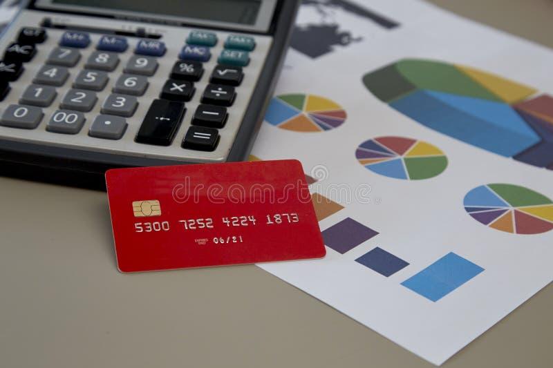 υπολογιστής με την πιστωτική κάρτα για τις αγορές στοκ φωτογραφία με δικαίωμα ελεύθερης χρήσης