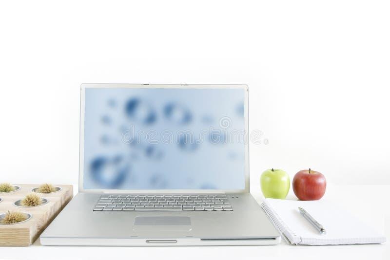 Υπολογιστής, CD-$l*rom στοκ φωτογραφία