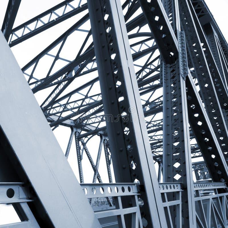 υποστήριξη γεφυρών ακτίνω&n στοκ εικόνες
