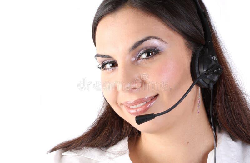 υποστήριξη πελατών στοκ φωτογραφία με δικαίωμα ελεύθερης χρήσης