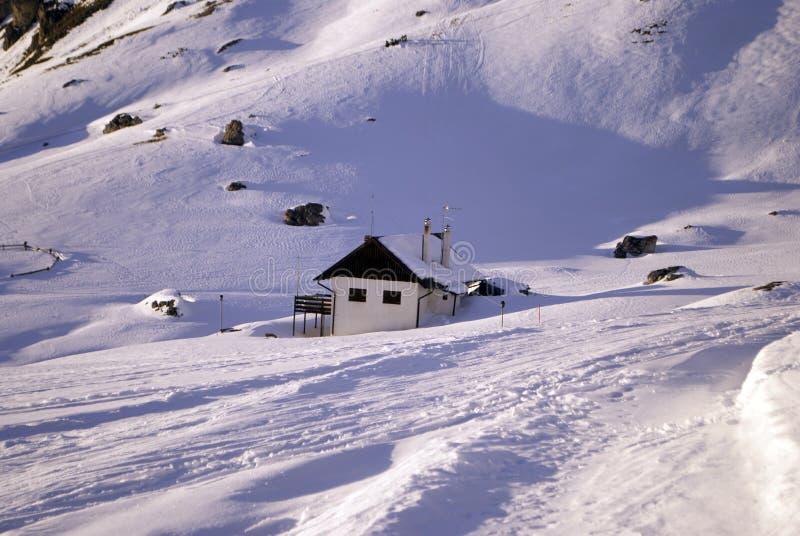 υποχώρηση βουνών στοκ φωτογραφίες με δικαίωμα ελεύθερης χρήσης