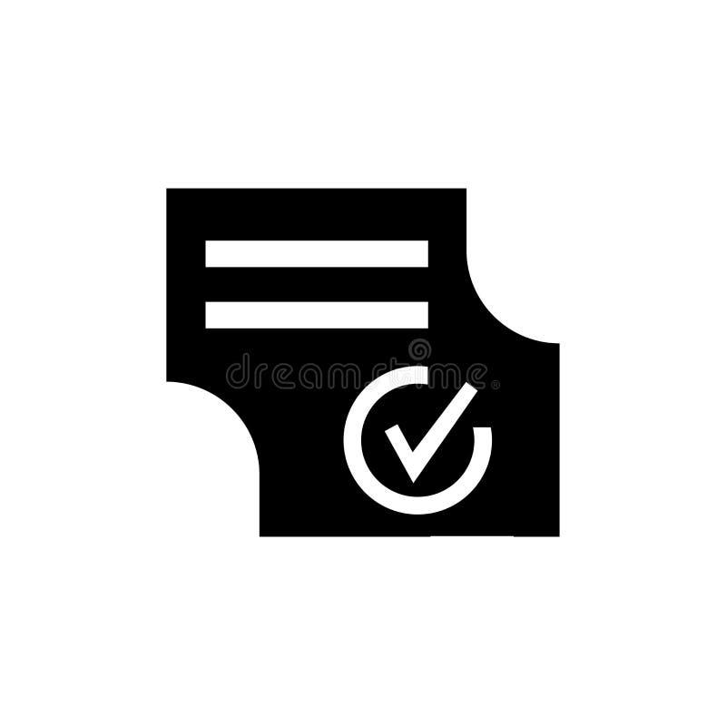 Υποψηφιότητας αίτησης σημάδι και σύμβολο εικονιδίων διανυσματικό που απομονώνονται στο άσπρο υπόβαθρο, έννοια λογότυπων αίτησης υ διανυσματική απεικόνιση