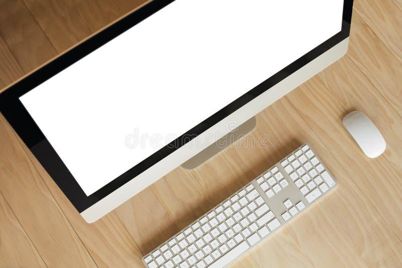 Υπολογιστής γραφείου στοκ φωτογραφία με δικαίωμα ελεύθερης χρήσης