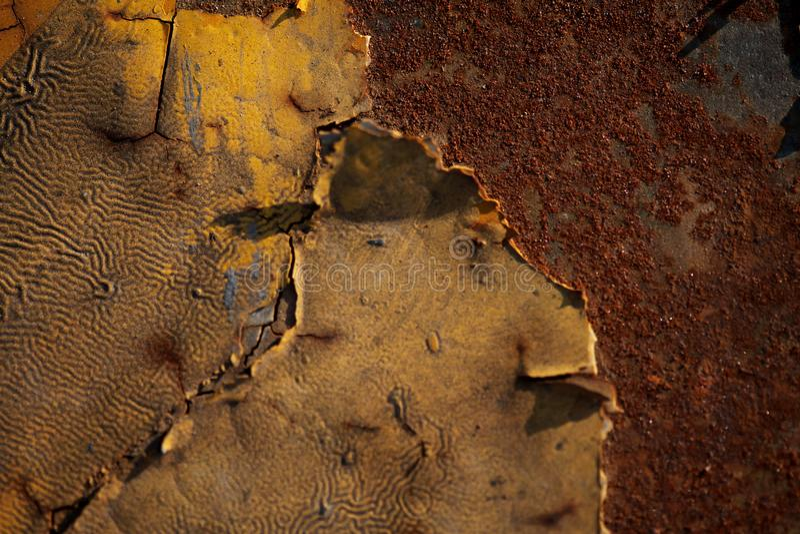 Υπόβαθρα σκουριάς - τέλειο υπόβαθρο με το διάστημα για το κείμενο ή το ima στοκ εικόνες