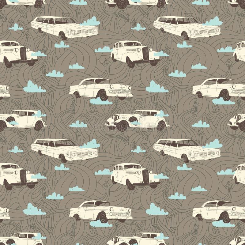 Υπόβαθρο αυτοκινήτων στοκ εικόνες