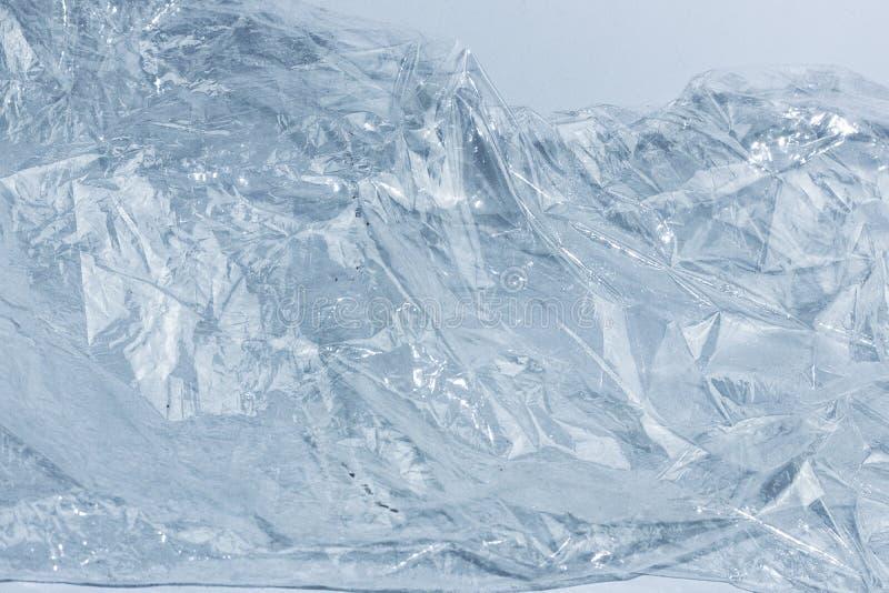 Υπόβαθρο βουνών, όμορφος χειμερινός πάγος, μπλε σύσταση στοκ εικόνες