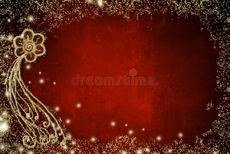 Υπόβαθρο για τις κάρτες εορτασμών Απλό λουλούδι στοκ εικόνες με δικαίωμα ελεύθερης χρήσης