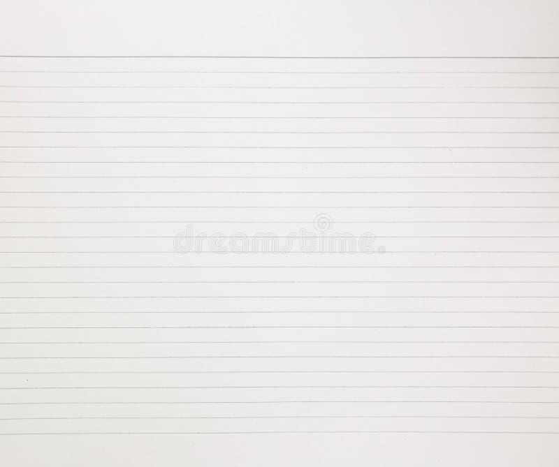 Υπόβαθρο εγγράφου σημειωματάριων στοκ φωτογραφίες με δικαίωμα ελεύθερης χρήσης
