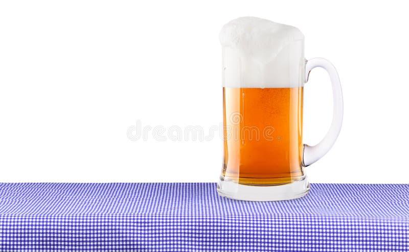 Υπόβαθρο εορτασμού Oktoberfest με την μπύρα στοκ εικόνα με δικαίωμα ελεύθερης χρήσης