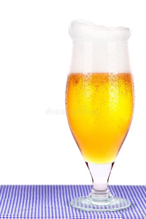 Υπόβαθρο εορτασμού Oktoberfest με την μπύρα στοκ εικόνες