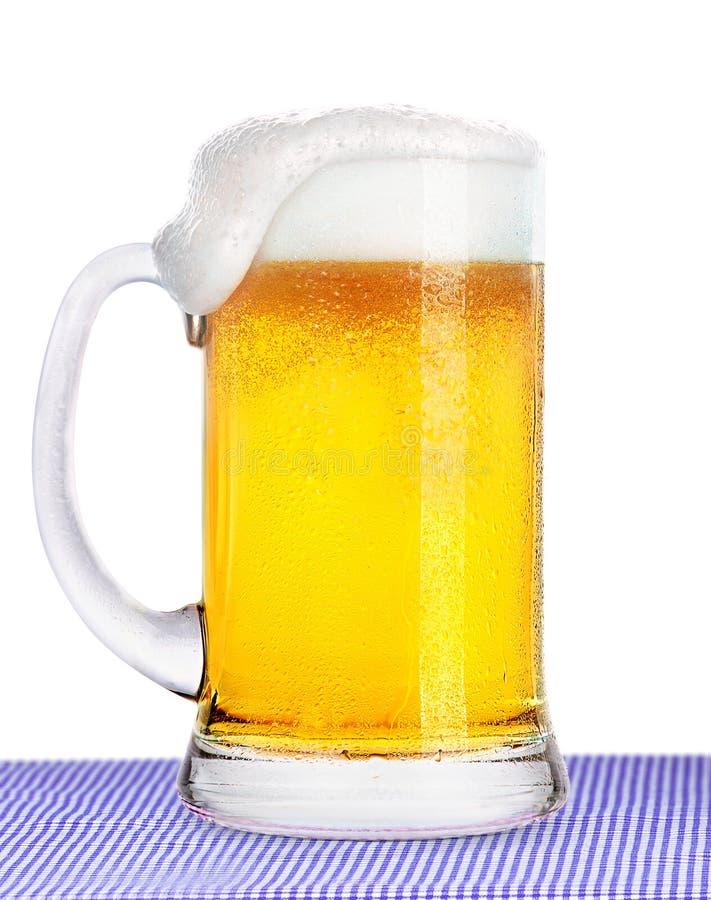 Υπόβαθρο εορτασμού Oktoberfest με την μπύρα στοκ φωτογραφίες με δικαίωμα ελεύθερης χρήσης