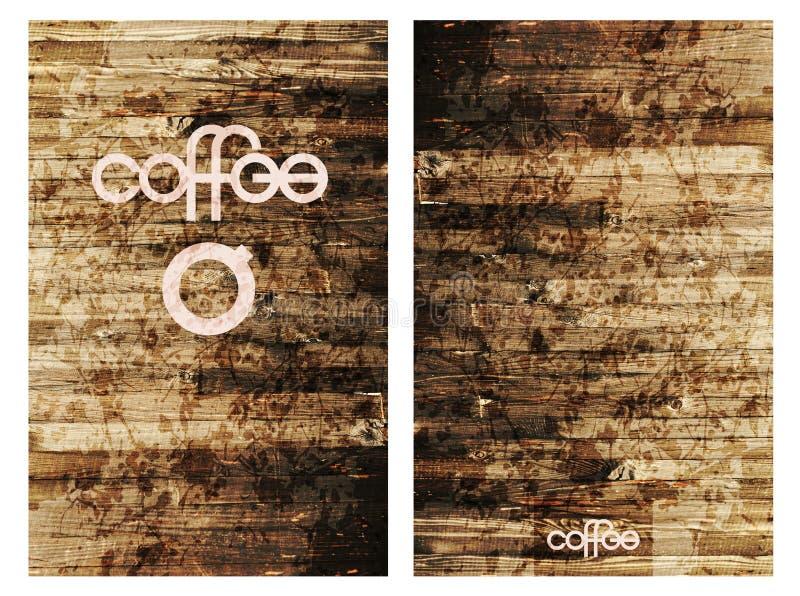 Υπόβαθρο επιλογών σπιτιών καφέ με την αρχική σύγχρονη εγγραφή και τα τυποποιημένα φλυτζάνια καφέ στοκ φωτογραφίες με δικαίωμα ελεύθερης χρήσης