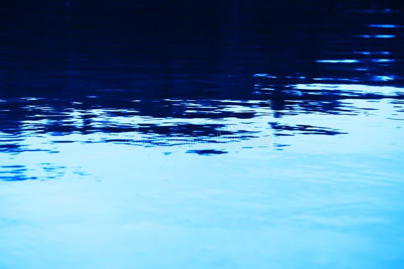 Υπόβαθρο επιφάνειας νερού σεληνόφωτου στοκ εικόνα με δικαίωμα ελεύθερης χρήσης