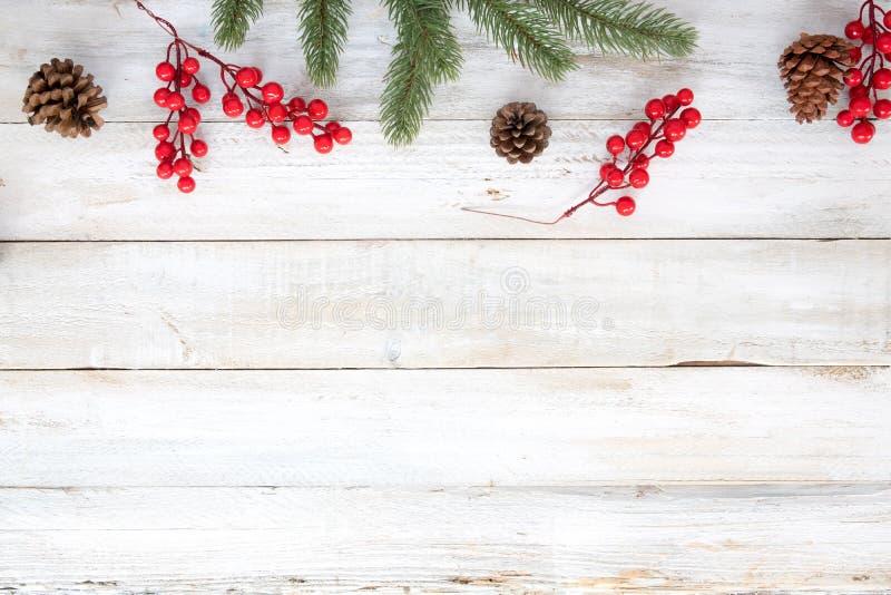 Υπόβαθρο θέματος Χριστουγέννων στοκ φωτογραφίες