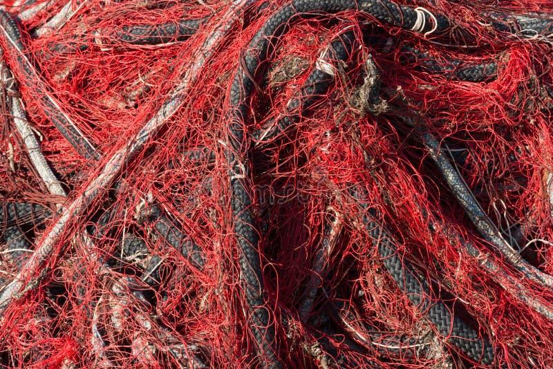 Υπόβαθρο διχτυού του ψαρέματος στοκ φωτογραφία με δικαίωμα ελεύθερης χρήσης