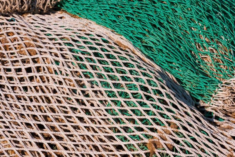 Υπόβαθρο διχτυού του ψαρέματος στοκ εικόνες