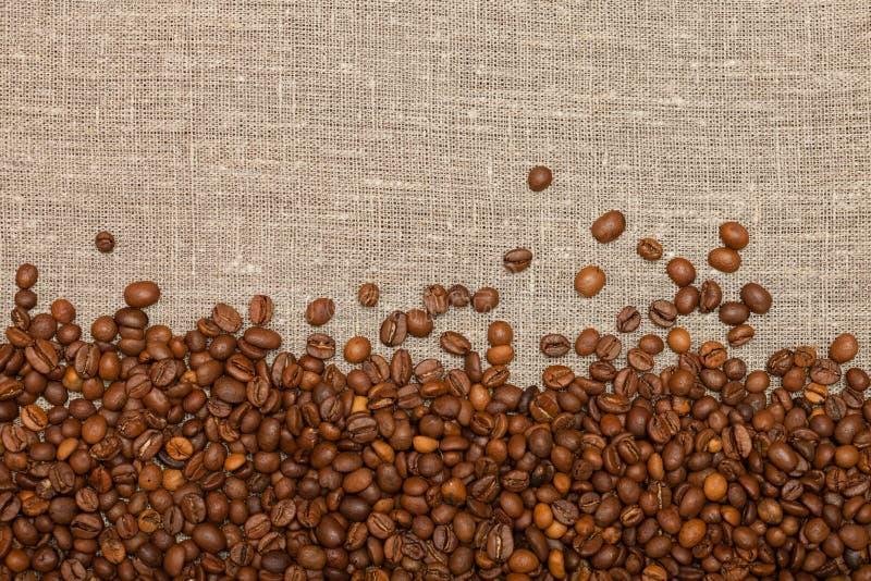 Υπόβαθρο καφέ στοκ φωτογραφία