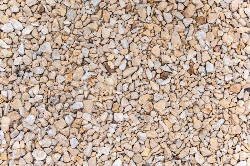 Υπόβαθρο πετρών αμμοχάλικου στοκ εικόνες