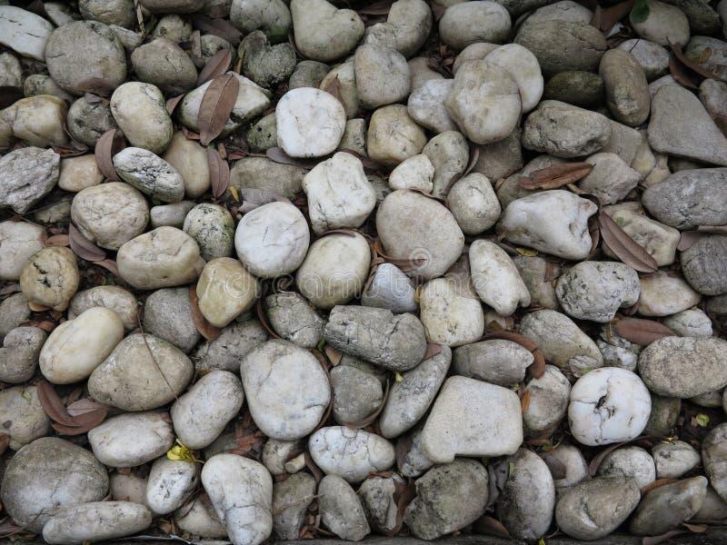 Υπόβαθρο πετρών χαλικιών στοκ φωτογραφία με δικαίωμα ελεύθερης χρήσης
