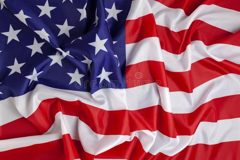 Υπόβαθρο σημαιών της Αμερικής στοκ εικόνα