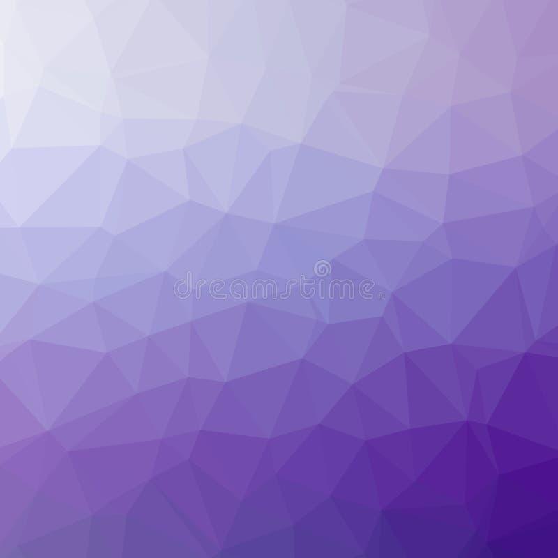 Υπόβαθρο σχεδίων τριγώνων απεικόνιση αποθεμάτων