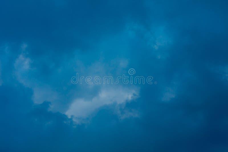 Υπόβαθρο σύννεφων θύελλας στοκ εικόνες με δικαίωμα ελεύθερης χρήσης