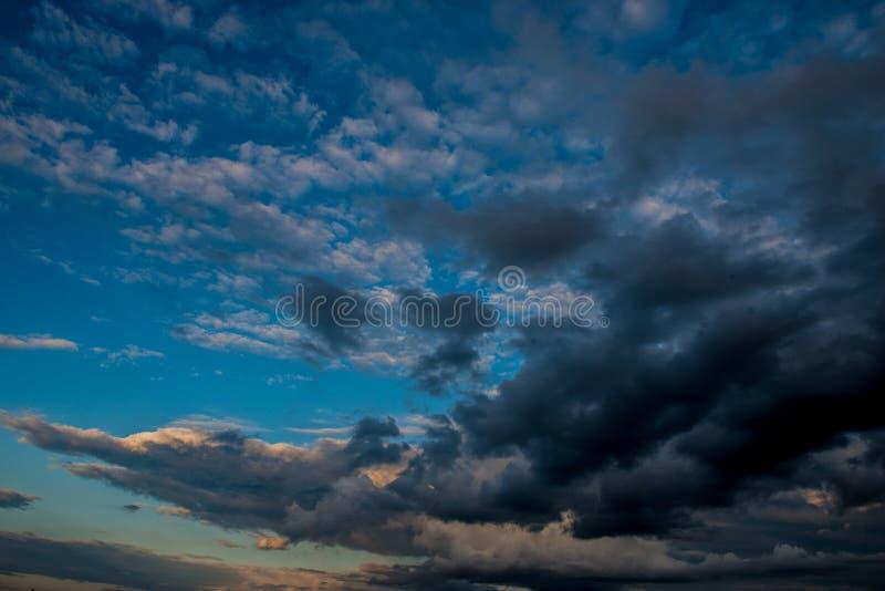Υπόβαθρο σύννεφων στοκ εικόνες με δικαίωμα ελεύθερης χρήσης