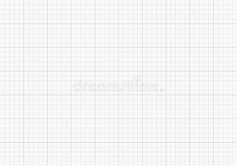Υπόβαθρο σύστασης σχεδίων σχολικού εγγράφου χιλιοστόμετρου διανυσματική απεικόνιση