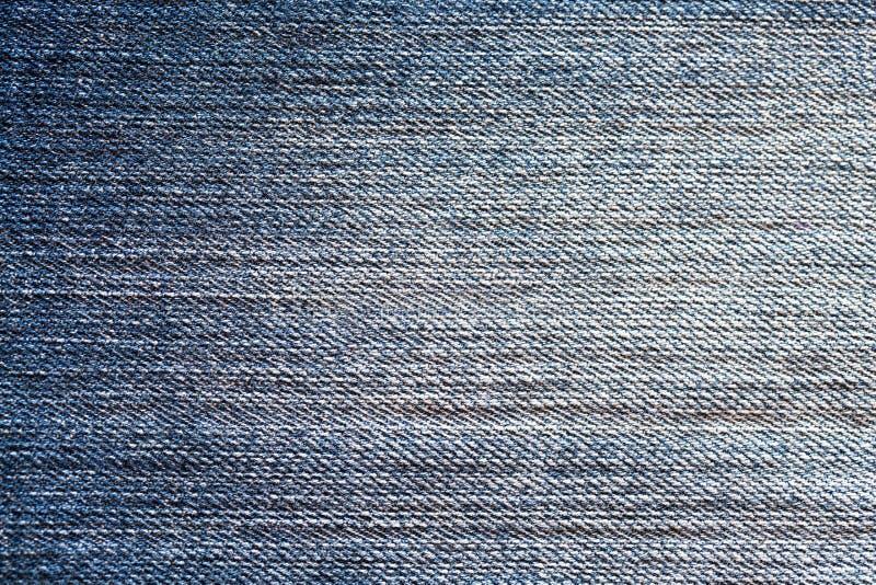 Υπόβαθρο σύστασης υφάσματος τζιν παντελόνι στοκ φωτογραφίες