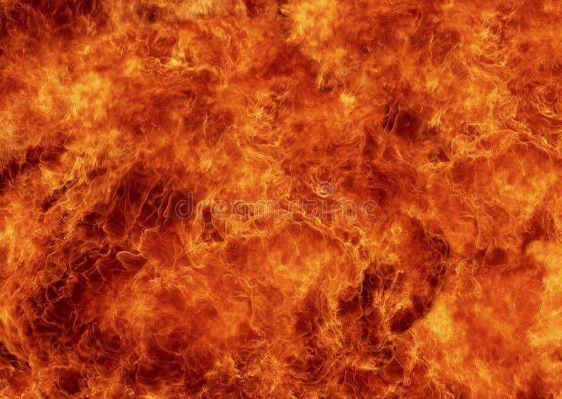 Υπόβαθρο της πυρκαγιάς στοκ εικόνα με δικαίωμα ελεύθερης χρήσης