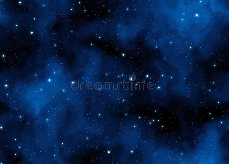 Υπόβαθρο τομέων αστεριών διανυσματική απεικόνιση