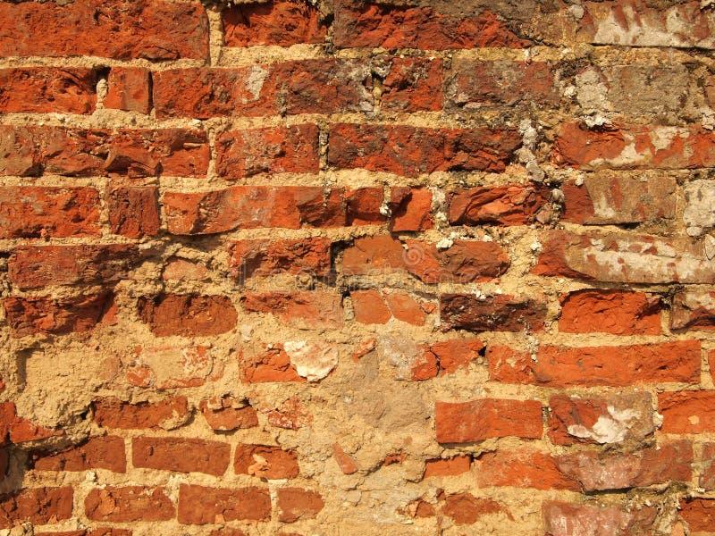 Υπόβαθρο τουβλότοιχος στοκ φωτογραφία με δικαίωμα ελεύθερης χρήσης
