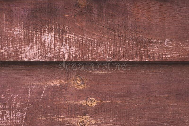 Υπόβαθρο του παλαιού shabby ξύλινου πίνακα Εκλεκτής ποιότητας ξύλινη σύσταση, κόκκινος ξύλινος πίνακας Φυσικό αγροτικό σχέδιο Δια στοκ εικόνες με δικαίωμα ελεύθερης χρήσης