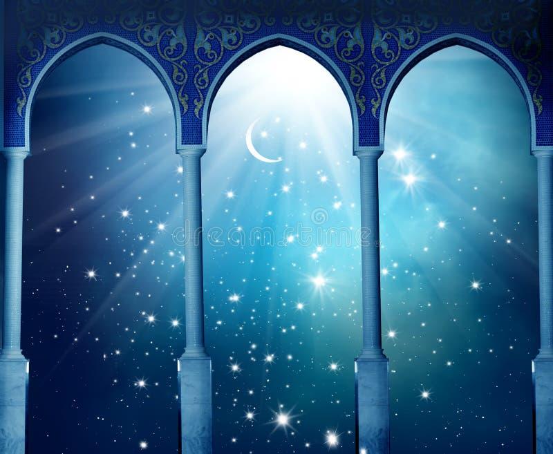 Υπόβαθρο του Kareem Ramadan στοκ εικόνα με δικαίωμα ελεύθερης χρήσης