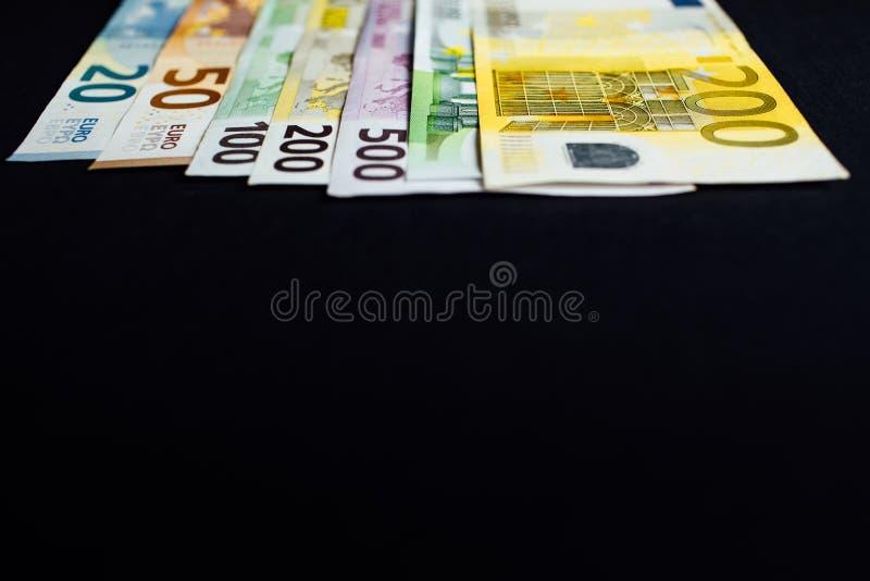 Υπόβαθρο των χρημάτων Ευρώ και δολάριο στοκ φωτογραφία με δικαίωμα ελεύθερης χρήσης