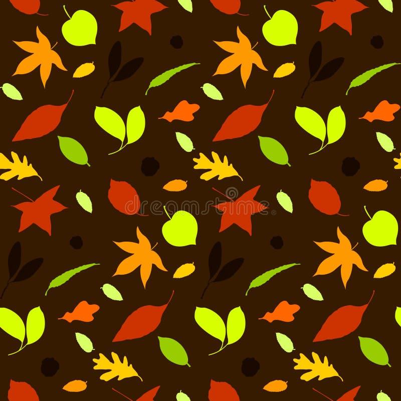 Υπόβαθρο φθινοπώρου απεικόνιση αποθεμάτων