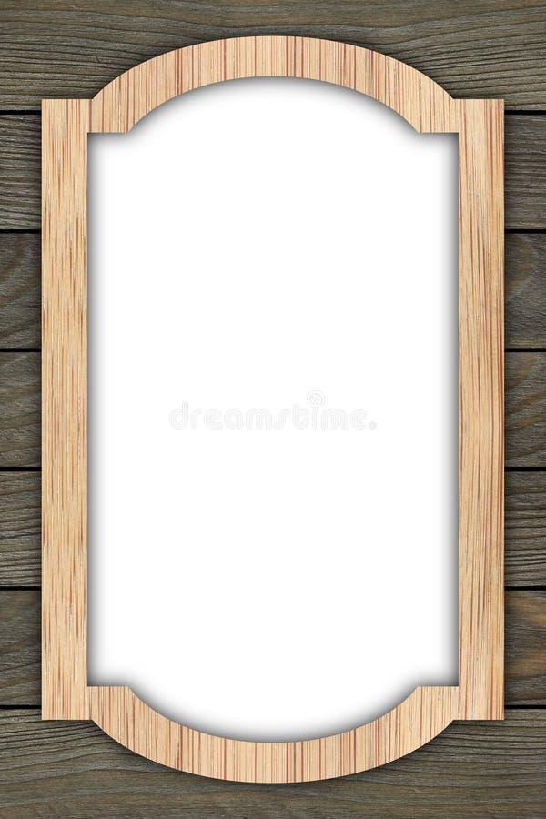 Υπόβαθρο φιαγμένο από ξύλινες σανίδες απεικόνιση αποθεμάτων