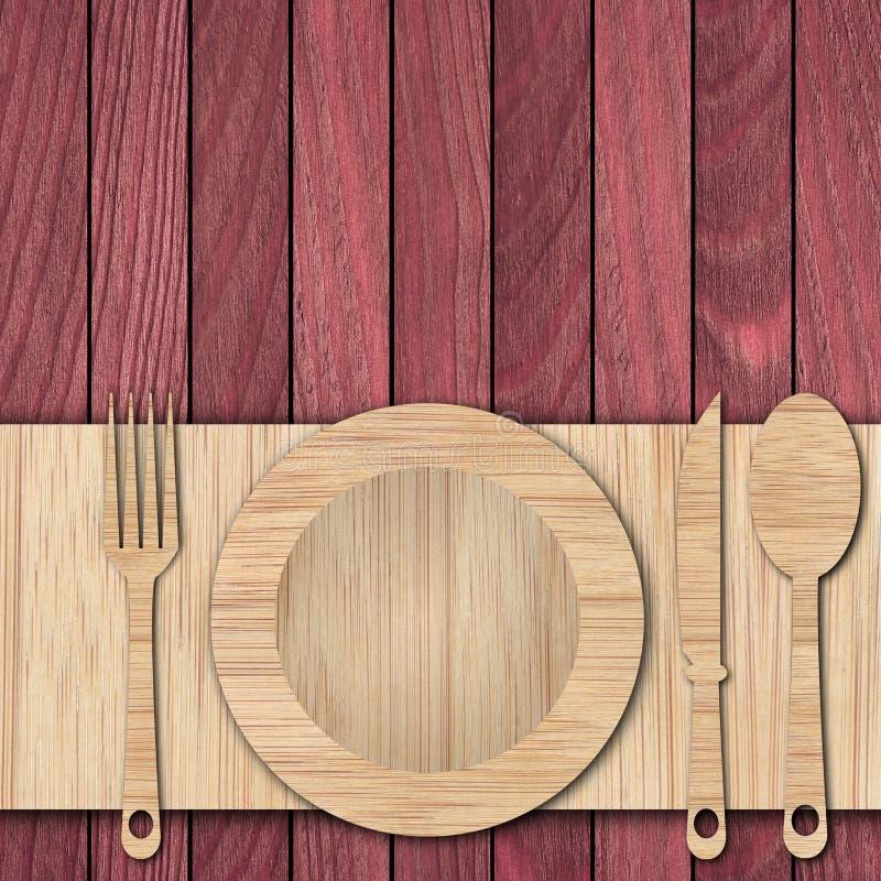 Υπόβαθρο φιαγμένο από ξύλο στοκ φωτογραφίες