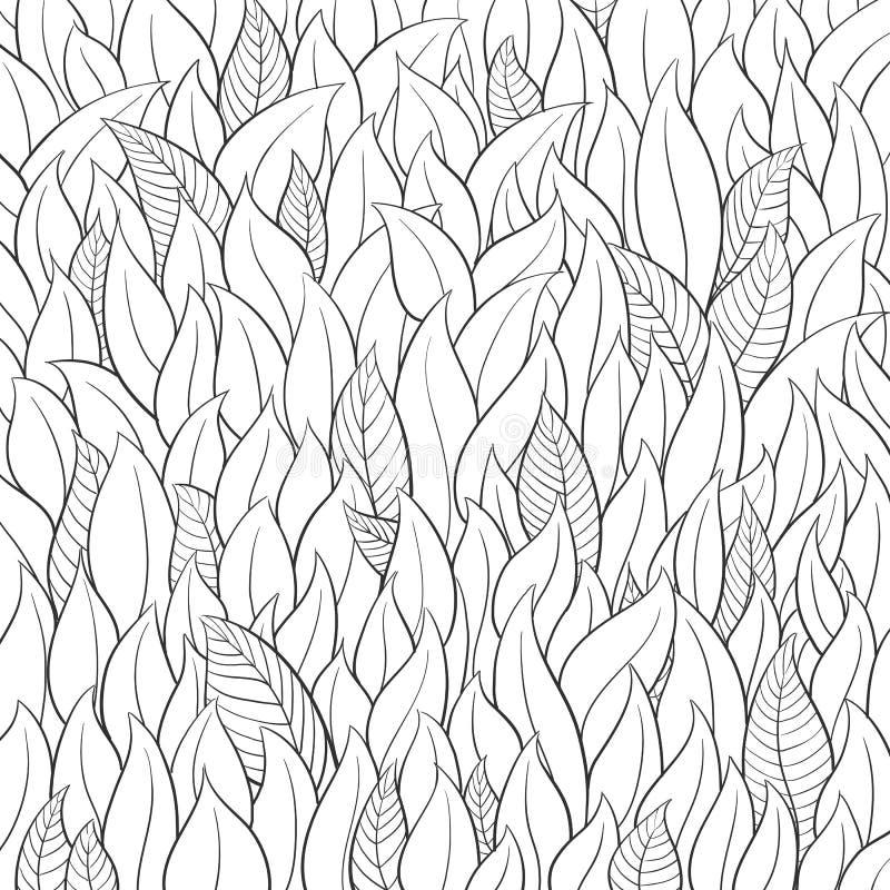 Download Υπόβαθρο φύλλων περιλήψεων διανυσματική απεικόνιση. εικονογραφία από ασιατικοί - 62719334
