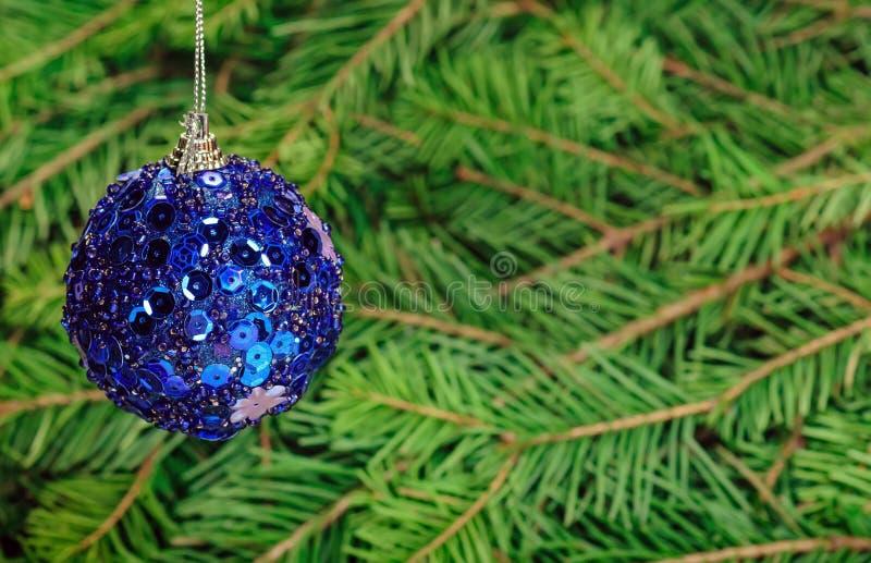 Υπόβαθρο Χριστουγέννων κλάδων του FIR στοκ φωτογραφίες με δικαίωμα ελεύθερης χρήσης
