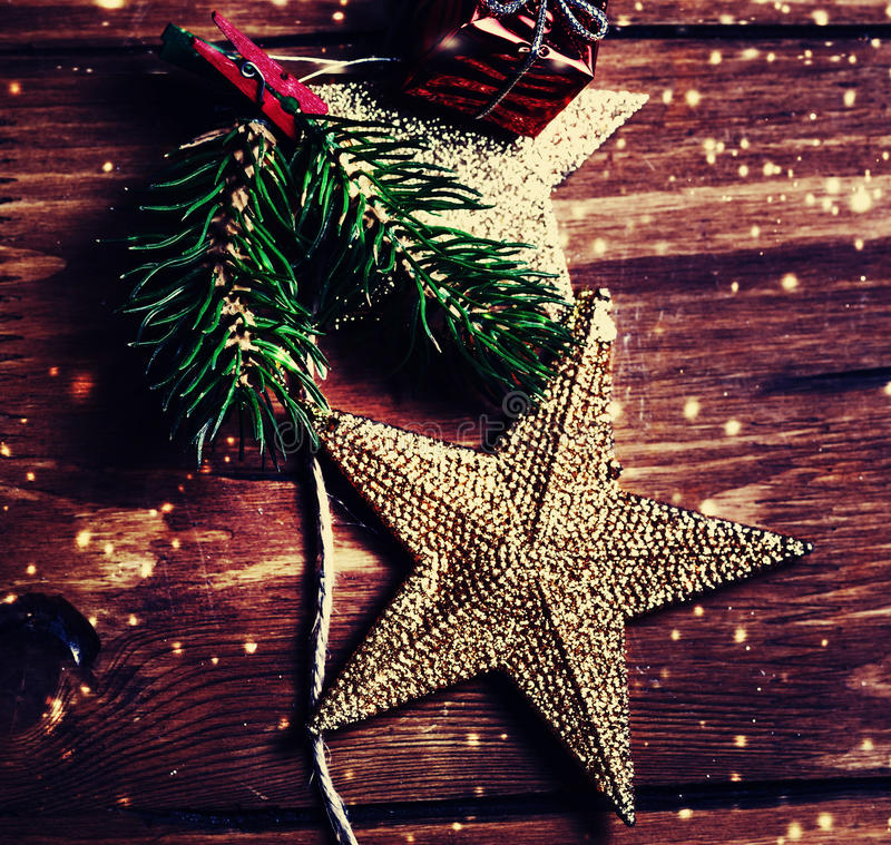 Download Υπόβαθρο Χριστουγέννων με τις διακοσμήσεις Χριστουγέννων/που τονίζονται Pictur Στοκ Εικόνες - εικόνα από έξυπνο, κενός: 62701680