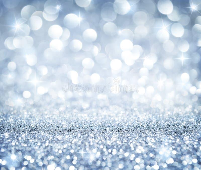 Υπόβαθρο Χριστουγέννων - να λάμψει ακτινοβολεί στοκ εικόνα με δικαίωμα ελεύθερης χρήσης