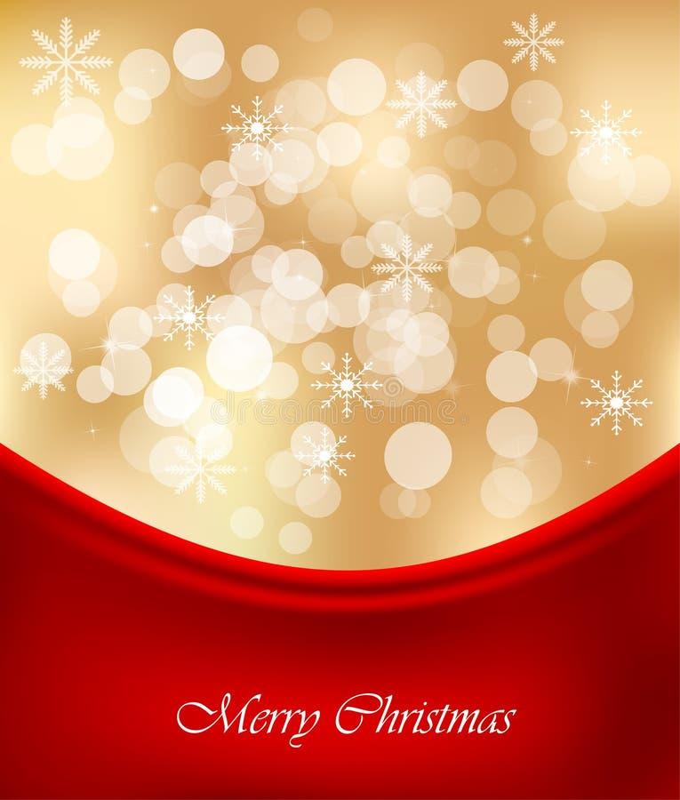 Υπόβαθρο Χριστουγέννων ελεύθερη απεικόνιση δικαιώματος
