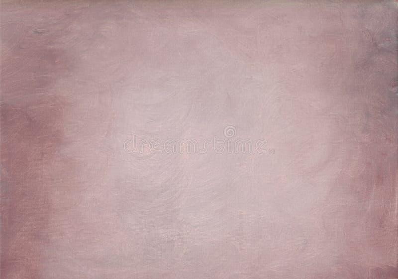 Υπόβαθρο Cappuccino που χρωματίζεται με το acrylics στον καμβά στοκ φωτογραφία με δικαίωμα ελεύθερης χρήσης