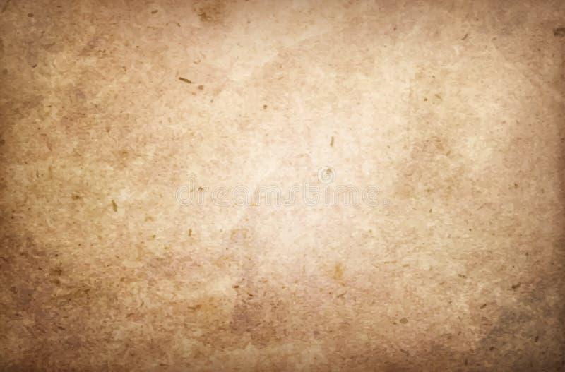 Υπόβαθρο Grunge εγγράφου σύστασης τέχνης απεικόνιση αποθεμάτων